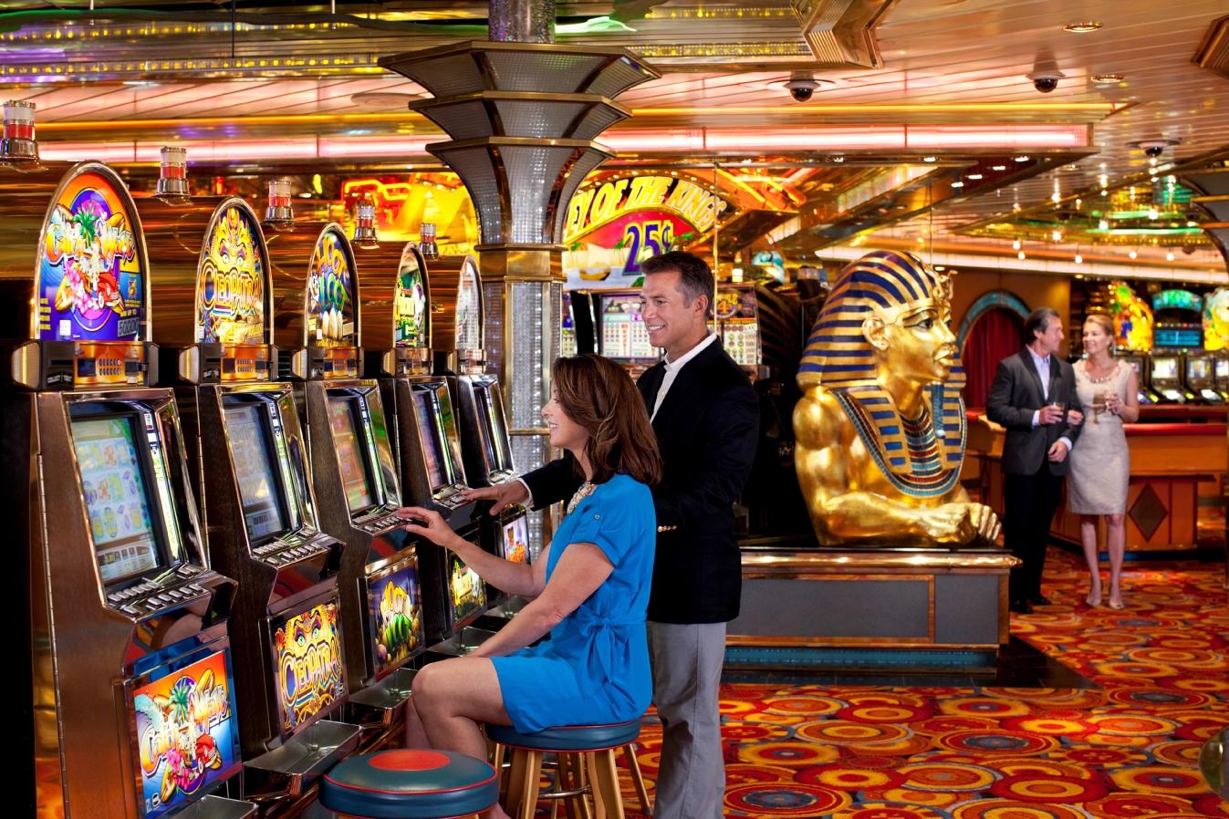 Royal Caribbean Casino Royale - Grup Perjalanan yang Cerdas
